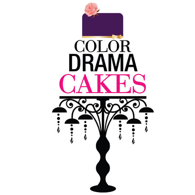Color Drama Cakes