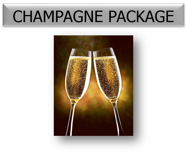 2 Course Champage Package
