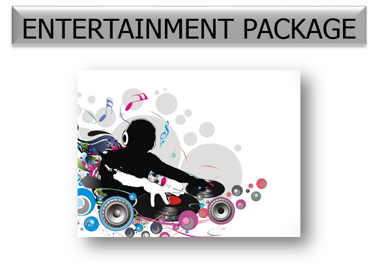 3 Course Entertainment Package Header